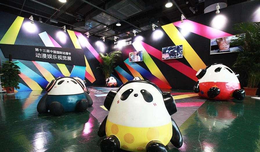 从小画到产业 40年广州动漫记录中国动漫成长足迹