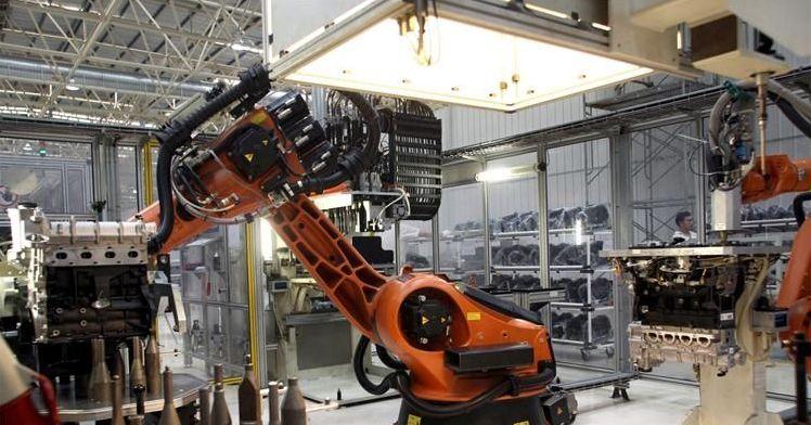 机械工业产销基本平稳 汽车制造加快创新转型