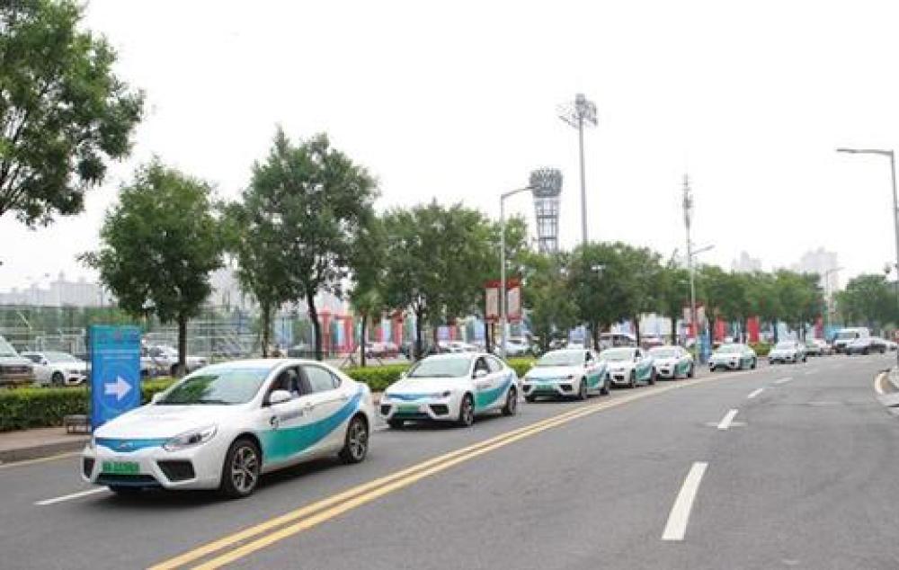 第二届全国青年运动会开幕 260辆江淮汽车护航