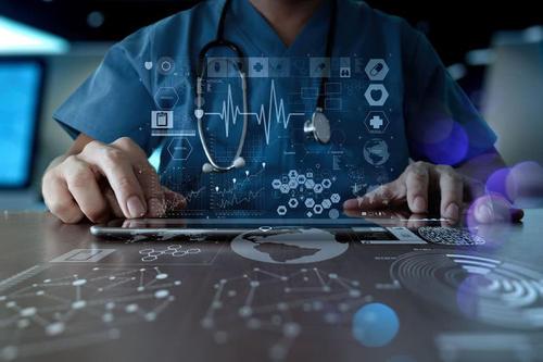 全国首套非接触性智能筛查及导诊系统试运行