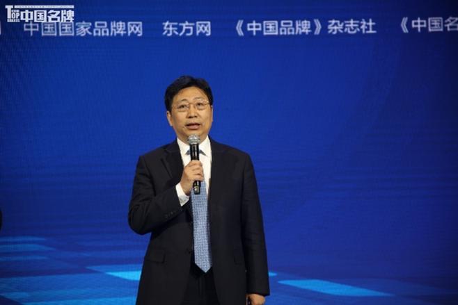 工行副行长谭炯:战略、实力和责任成就了工行品牌