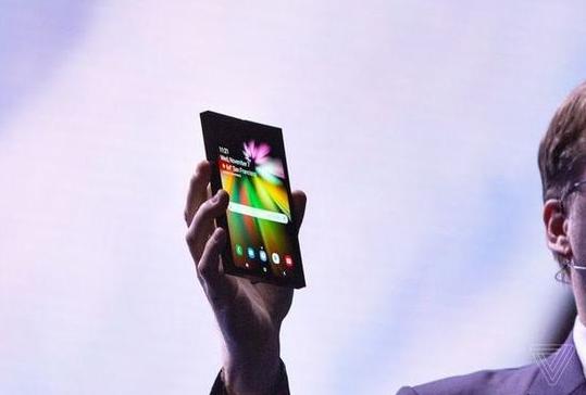华为可折叠手机细节曝光 屏幕高达8英寸