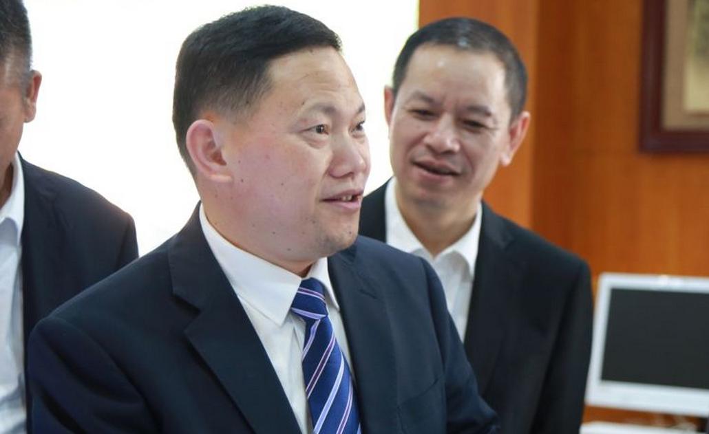 正能量引领企业破浪前行---访中国石化湖南邵阳分公司经理刘侃
