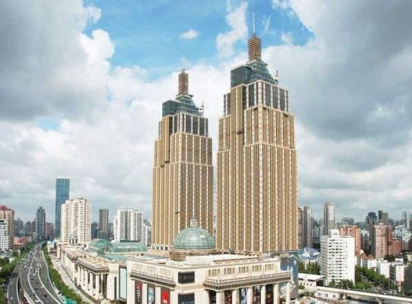 上海环球港升级防护措施助力疫情防控
