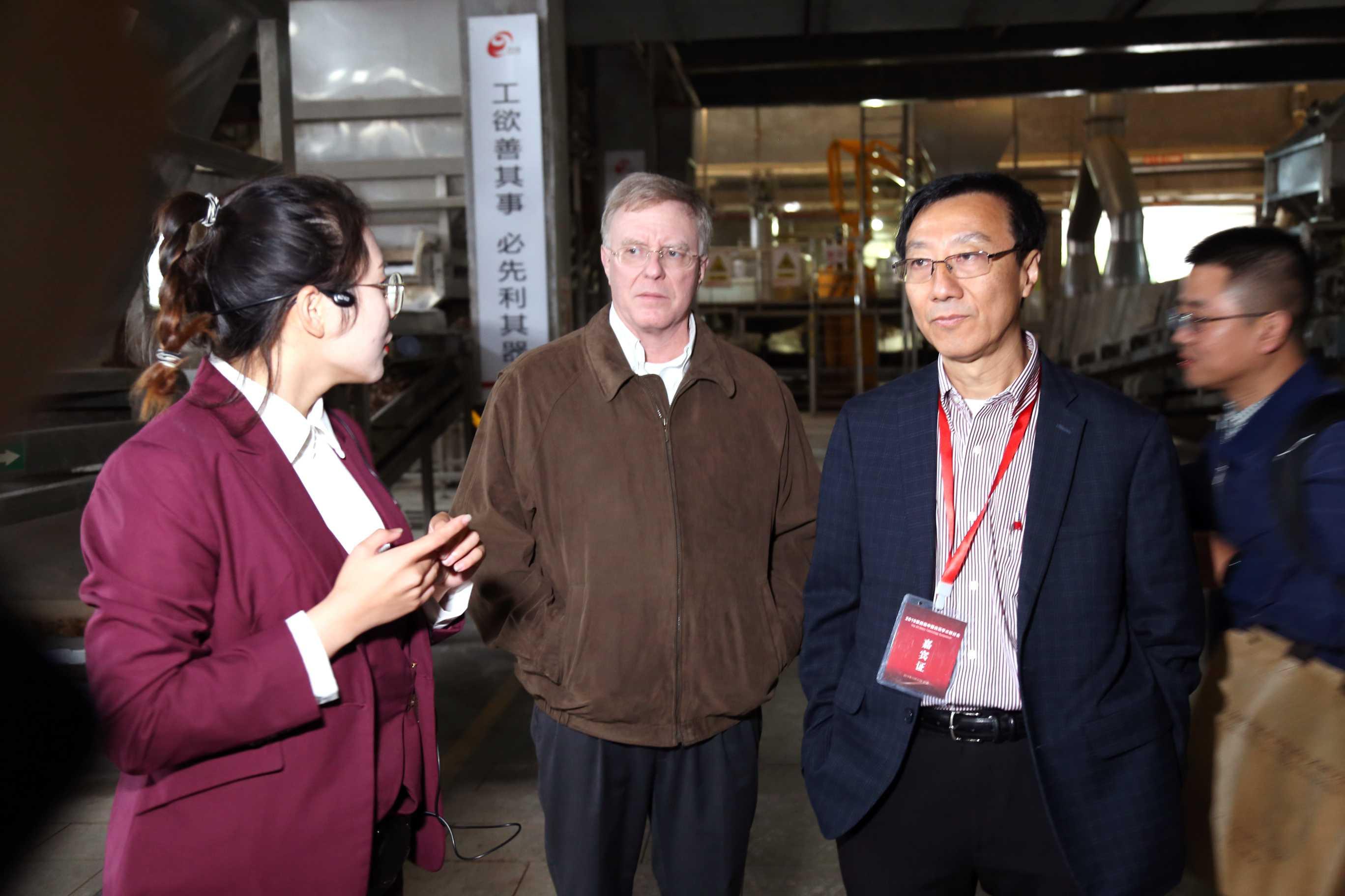 """美国专家看中国白酒:""""读懂中国""""讲好中国白酒的故事"""