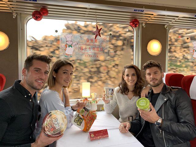 康师傅品味甄选飘香瑞士 开启美味新年之旅