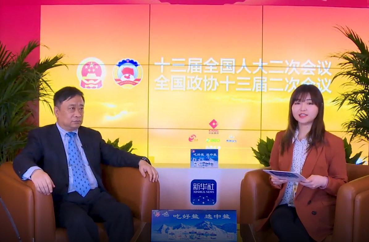 中盐集团董事长李耀强:盐业体制改革给行业带来新活力