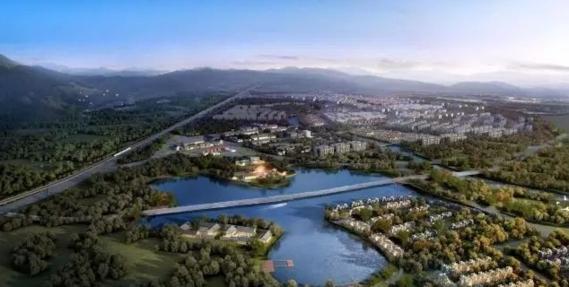 绿地底价摘成都3地块 预计200亿元打造国际康养小镇
