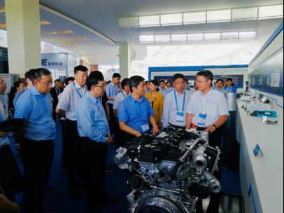 奇瑞推热效率达41%混动发动机 居世界领先水平