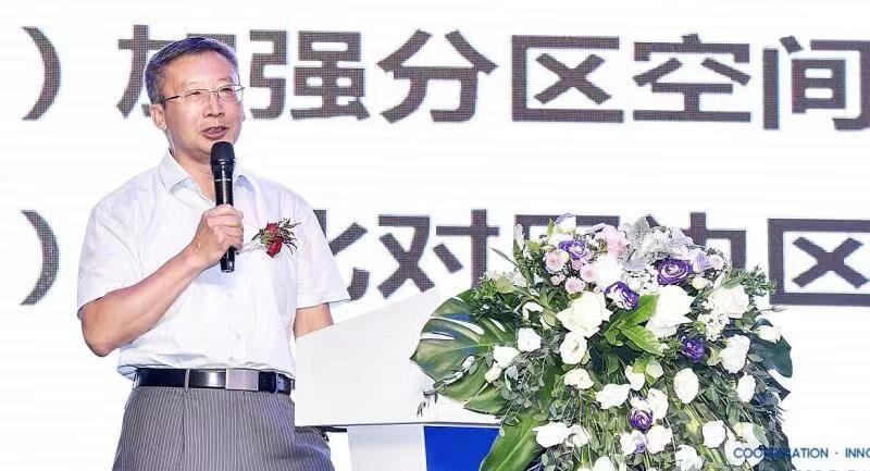 """李国平:自贸试验区助推石家庄+正定""""双核""""发展"""