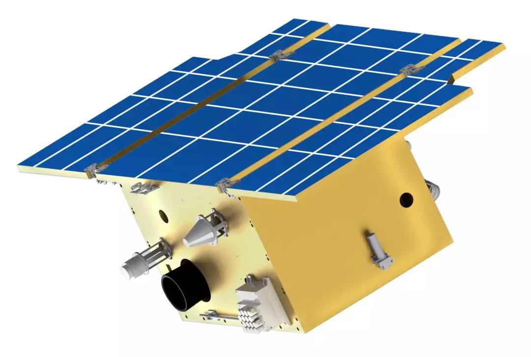 亲历新华社民族品牌工程首颗卫星发射