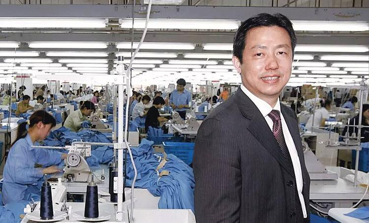 红豆集团董事局主席周海江:塑造红豆文化品牌
