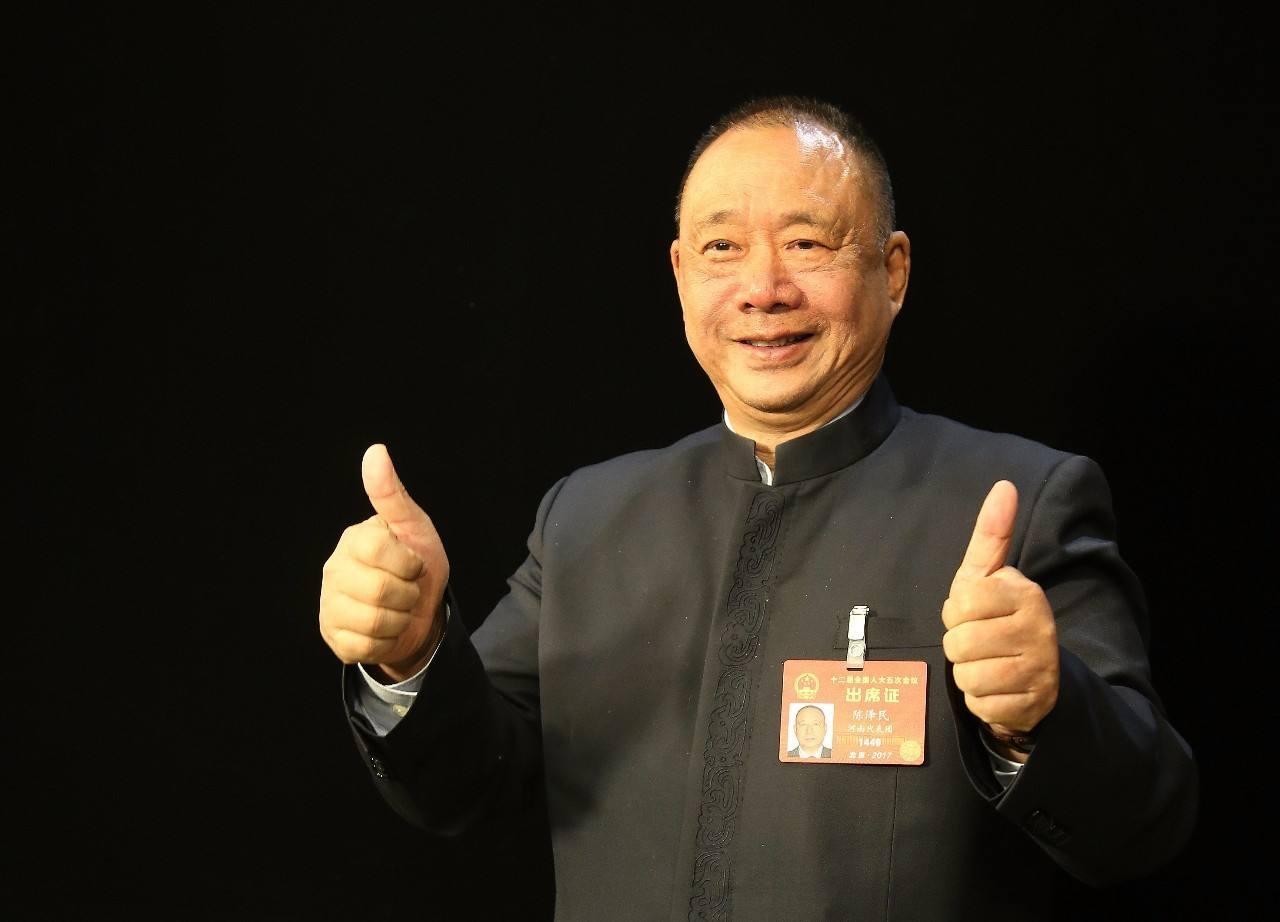 三全集团董事长陈泽民:创业要从小处一点一滴做起