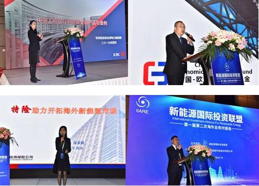 新能源国际投资联盟召开会议助力企业决胜全球市场