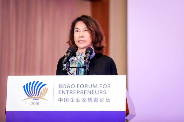 董明珠:通过客观公正的评价体系推动中国品牌崛起