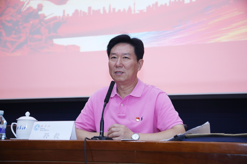 著名男高音歌唱家孙毅——做人民满意的党员艺术家