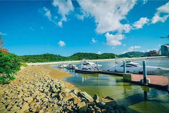 广东195个海岛纳入旅游规划范围 打造休闲旅游集群