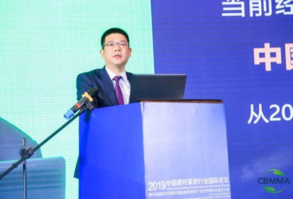 九牧集团董事长林孝发:助力中国建材家居产业国际化发展