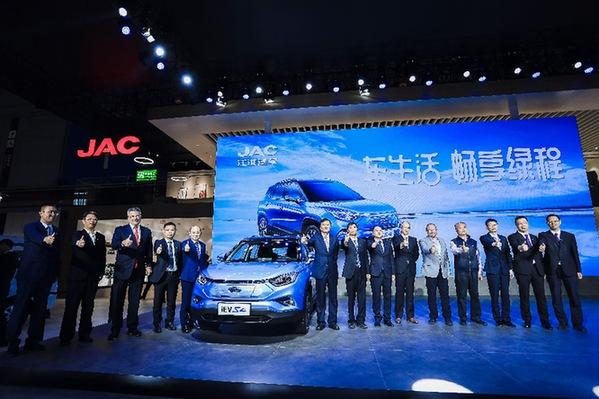 江淮汽车转型升级迈入3.0时代