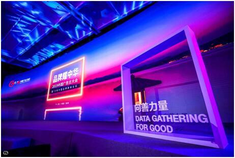 2019中国广告主大会暨70年中国品牌高峰论坛开幕