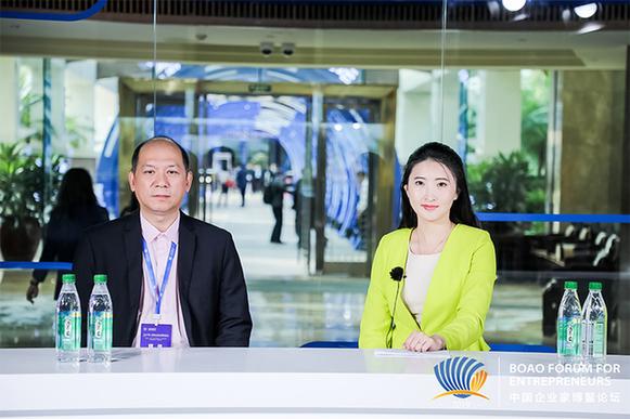 鑫仕达董事长李永才:要把鑫仕达打造成世界知名品牌