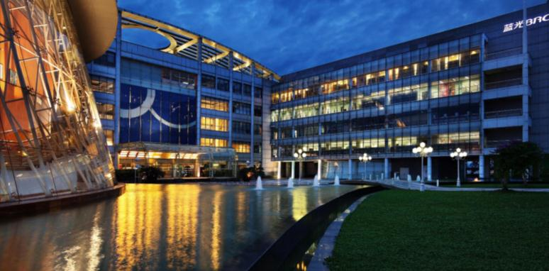 蓝光发展:代建业务销售货值超300亿元