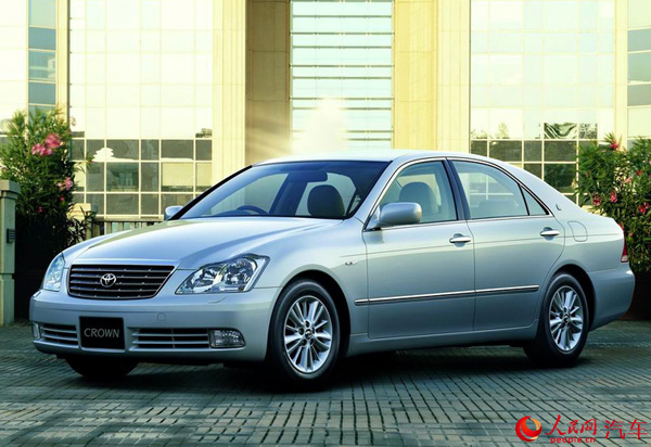 启蒙豪华的丰田皇冠 带给了中国车市哪些影响
