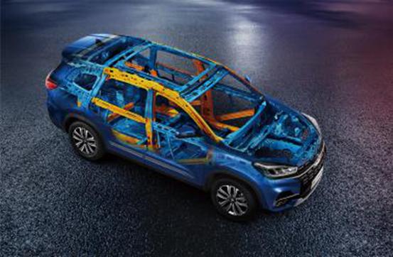 品质奇瑞 全新一代瑞虎8荣获2018版C-NCAP五星安全认证