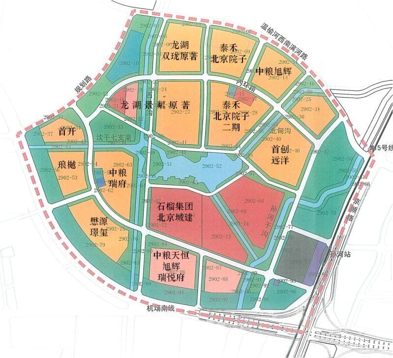 北京97亿元出让四宗土地 朝阳孙河地块楼面价6.9万元/平方米