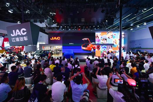 江淮汽车:加快打造全产品链核心竞争力