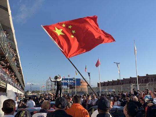 """领克夺冠:中国车开始影响世界运动车""""豪门俱乐部"""""""