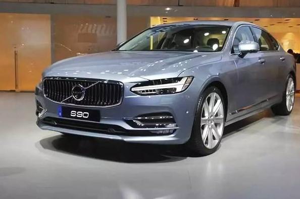 沃尔沃汽车第十万台S90下线 出口率近40%