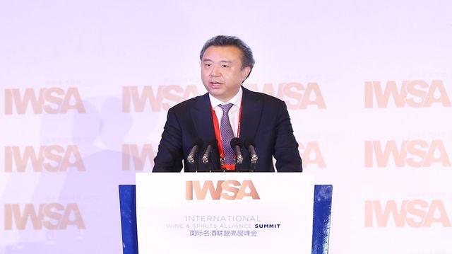 五粮液集团董事长李曙光:深化与世界名酒企业合作,实现共同发展
