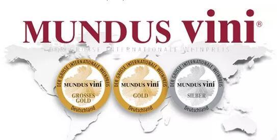 """张裕在MUNDUS VINI世界葡萄酒大赛获评""""最佳中国葡萄酒""""!"""