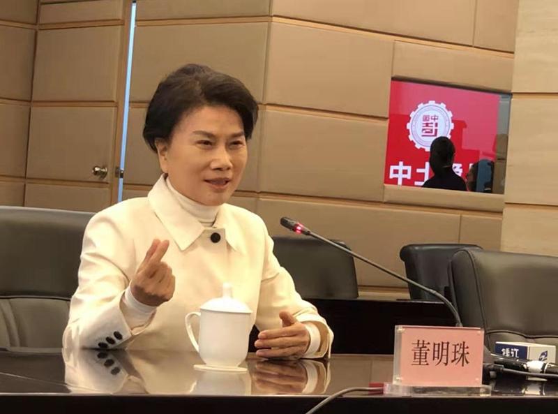 董明珠答《中国名牌》记者问:中国需要打造真正的民族品牌