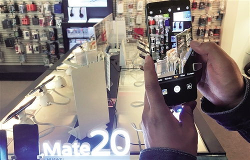 国产手机欲破高端市场天花板