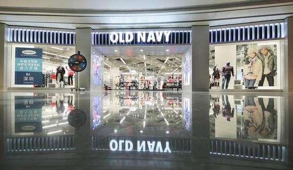 Old Navy明年退出中国