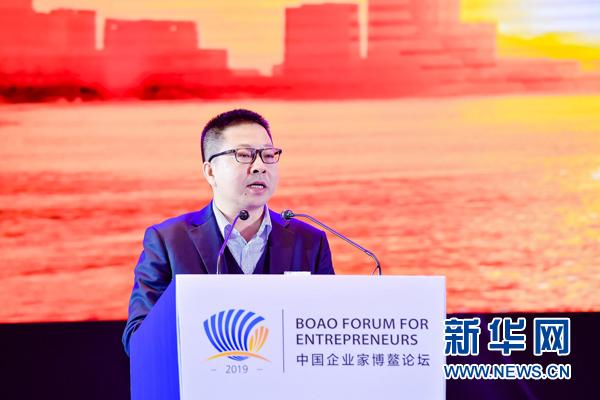 张颂华:配备更好的团队做好2020中国品牌日晚会筹备