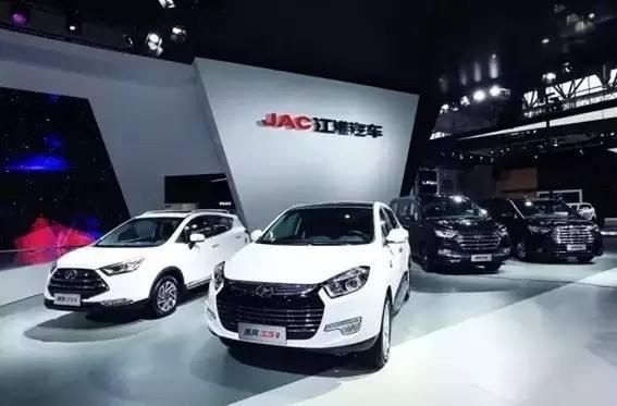 江淮汽车2018年实现营业收入500亿元 同比增1.92%