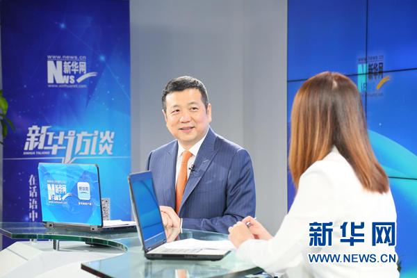 俞江林:以健康产品为载体 推动中医药产业国际化