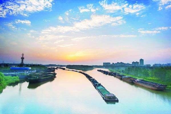 京杭大运河通州城市段通航 未来有望京津冀通航联通