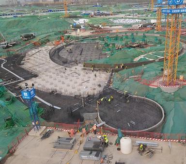 北京环球度假区全面进入建设阶段