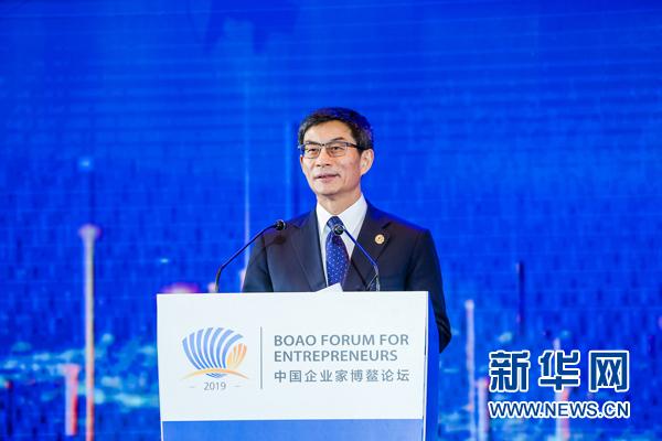 刘正荣:企业家们对我国经济实现高质量发展充满信心
