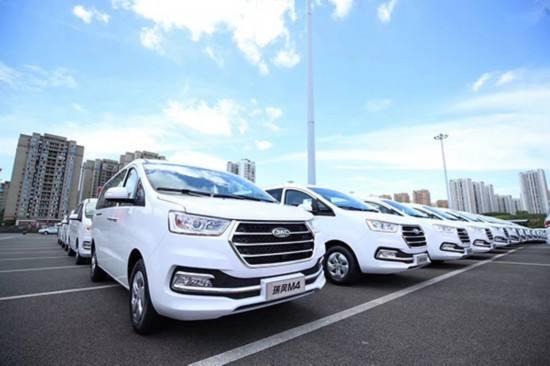 江淮汽车不断转型升级 一季度盈利6464万元