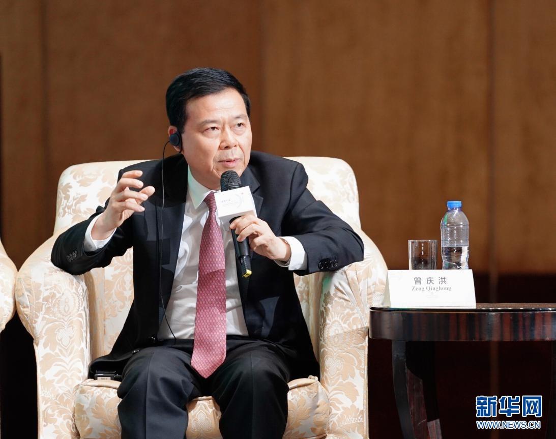 广汽集团董事长曾庆洪:营商环境改善增强企业发展信心