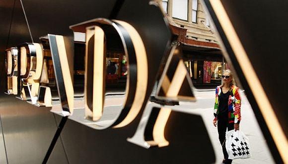 Prada联手欧莱雅开发高端美妆