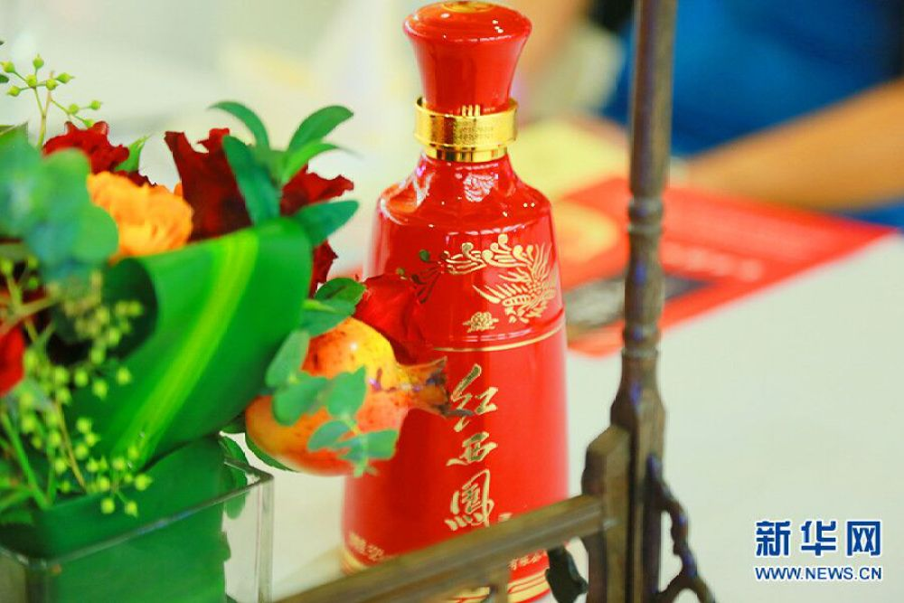 """让世界记住中国味道 红西凤引领白酒""""国潮模式"""""""