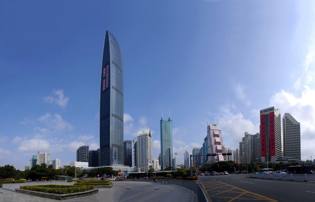 """从经济特区迈向中国特色社会主义先行示范区的""""深圳报告"""""""