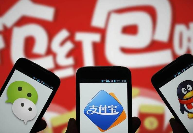 """鏖战""""春节档"""" 互联网巨头角力金融板块"""