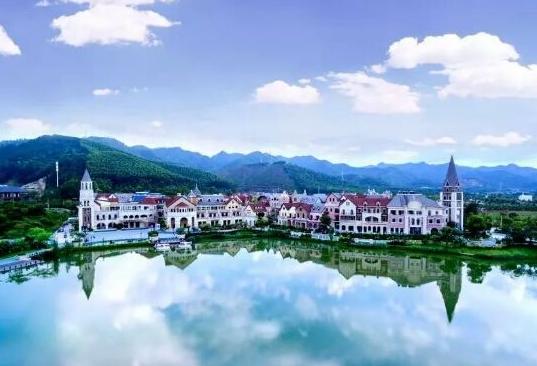 打造华南首席生态小镇 美的置业文旅项目再落一子